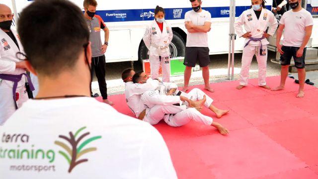Terramovil amplía su apoyo al deporte murciano patrocinando al equipo Grappling 360 - 1, Foto 1