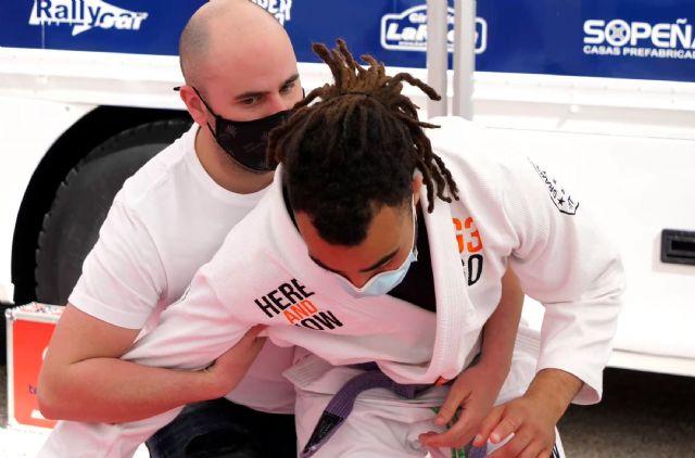 Terramovil amplía su apoyo al deporte murciano patrocinando al equipo Grappling 360 - 2, Foto 2