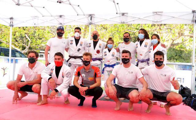 Terramovil amplía su apoyo al deporte murciano patrocinando al equipo Grappling 360 - 3, Foto 3
