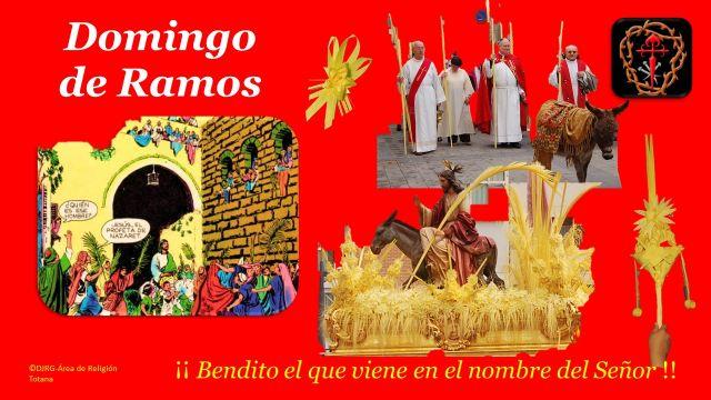 Domingo de Ramos. Totana-2021 - 1, Foto 1