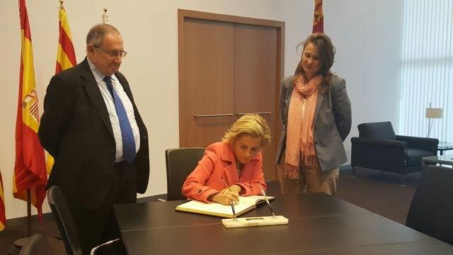 Las consejerías de Agricultura de Murcia y Cataluña crean un grupo de trabajo de apoyo al sector porcino, Foto 2