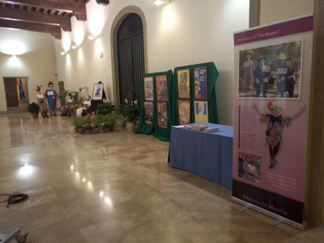 Inaugurada la exposición sobre Los Mayos en el Palacio de San Esteban, Foto 1