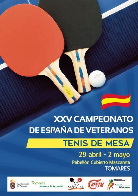 El club Totana TM participará en el Campeonato de España de Veteranos
