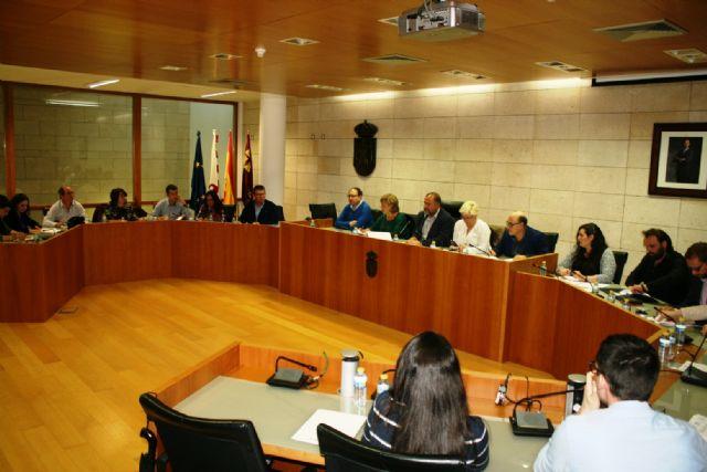 El Pleno declara de especial interés el proyecto de instalación de una planta fotovoltaica en el paraje