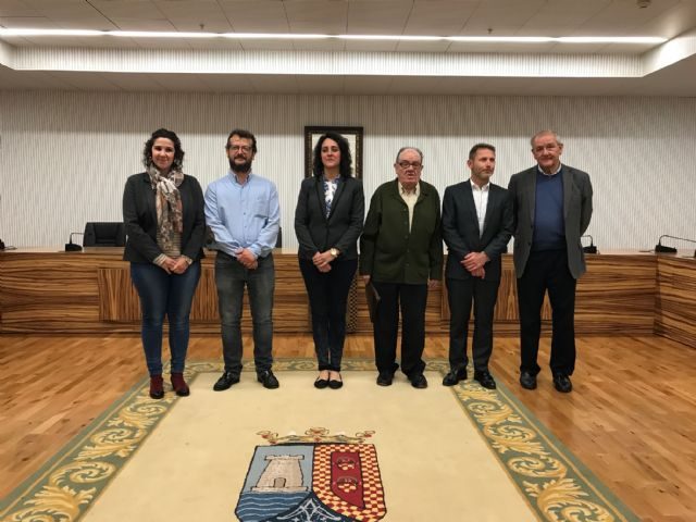 El Salón de Plenos del Ayuntamiento de Torre-Pacheco acoge la fase final de concurso Descubre tu comarca - 1, Foto 1