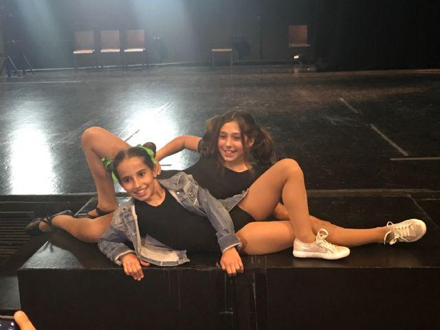 La Escuela Municipal de Danza de Torre-Pacheco celebra el Día Mundial de la Danza con una demostración de claqué - 1, Foto 1