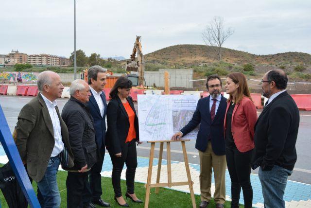 Comienzan las obras de construcción del Puente sobre la Rambla de Las Culebras - 1, Foto 1