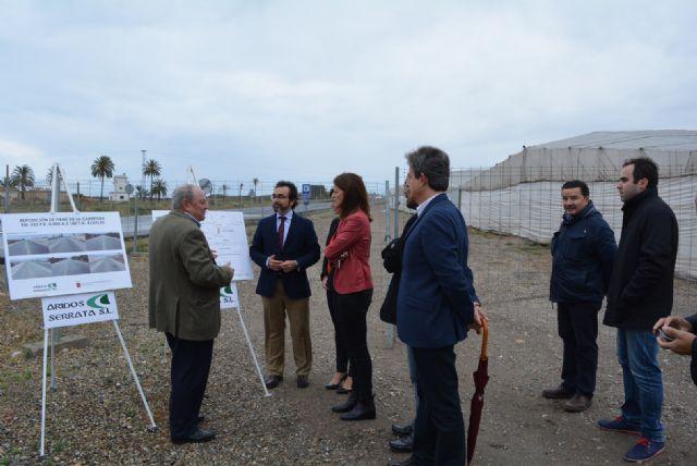 Comienzan las obras de construcción del Puente sobre la Rambla de Las Culebras - 2, Foto 2