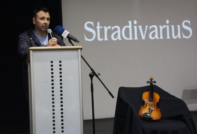 Fran J Marber muestra la intensa vida de Stradivarius - 1, Foto 1