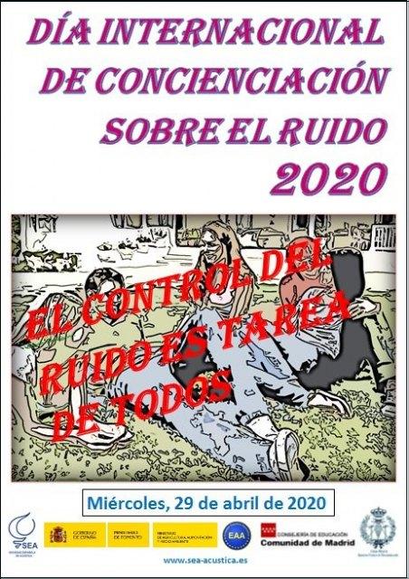 La Sociedad Española de Acústica alerta de un incremento de las quejas por ruidos en las vecindades - 1, Foto 1