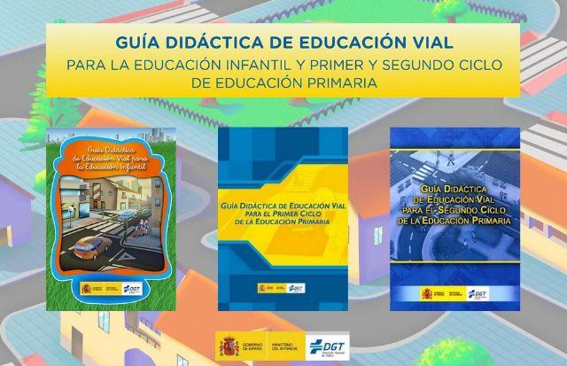Los alumnos de Infantil y Primaria de Puerto Lumbreras pueden formarse en Educación Vial desde casa a través de la web municipal - 2, Foto 2