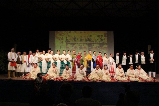Coros y Danzas Virgen del Rosario renuncia a la subvención del Ayuntamiento para destinar el dinero al plan de contingencia, Foto 1