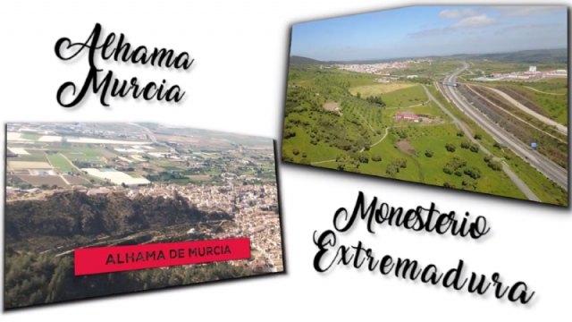 Alhama y Monesterio, dos pueblos unidos por la iniciativa musical de una vecina, Foto 1