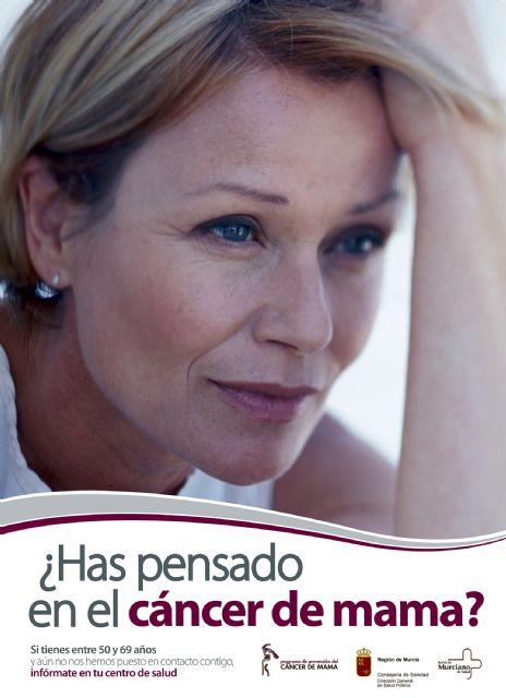 Pruebas de prevención del cáncer de mama para 1.600 mujeres en Las Torres de Cotillas - 1, Foto 1