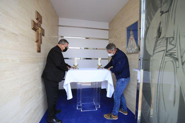 La UCAM da cristiana sepultura a los cadáveres estudiados en su Facultad de Medicina - 1, Foto 1