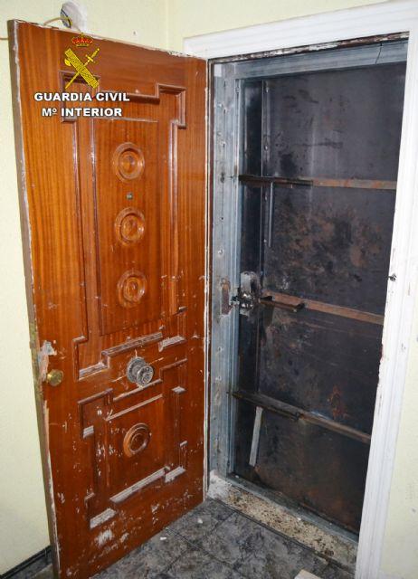 La Guardia Civil desmantela en Las Torres de Cotillas un grupo delictivo dedicado al tráfico de droga - 1, Foto 1