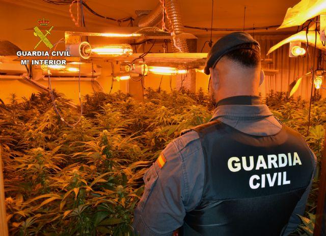 La Guardia Civil desmantela en Las Torres de Cotillas un grupo delictivo dedicado al tráfico de droga - 2, Foto 2