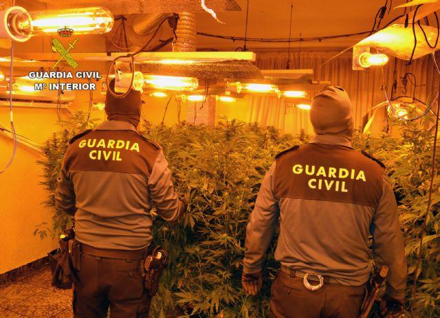 La Guardia Civil desmantela en Las Torres de Cotillas un grupo delictivo dedicado al tráfico de droga - 3, Foto 3