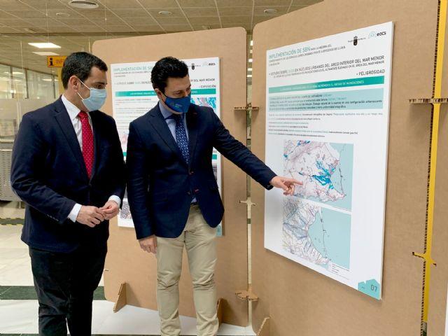 La Comunidad define cuatro zonas idóneas en San Javier para implantar sistemas de drenaje sostenible que eviten inundaciones - 1, Foto 1