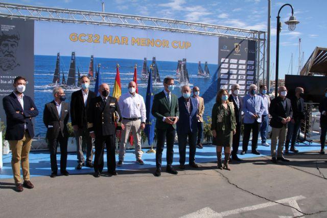 La celebración de una regata del Racing Tour afianza la marca Mar Menor como referente del turismo náutico y de alta competición - 1, Foto 1