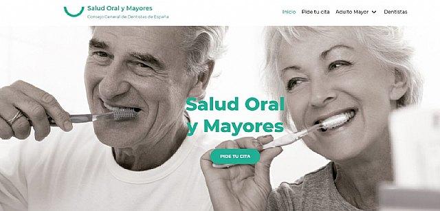 132 odontólogos del Colegio de Dentistas de la Región de Murcia se suman a la campaña ´Salud Oral y Mayores´ - 1, Foto 1