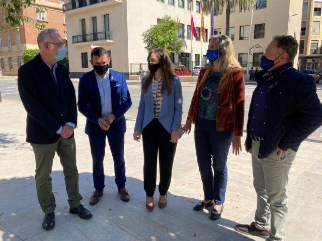 El PSOE abandona a Barriomar y se muestra incapaz de asegurar el soterramiento hasta Nonduermas - 2, Foto 2