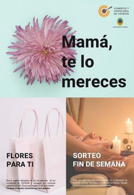 El Ayuntamiento apoya al comercio local para fomentar las compras del Día de la Madre - 1, Foto 1