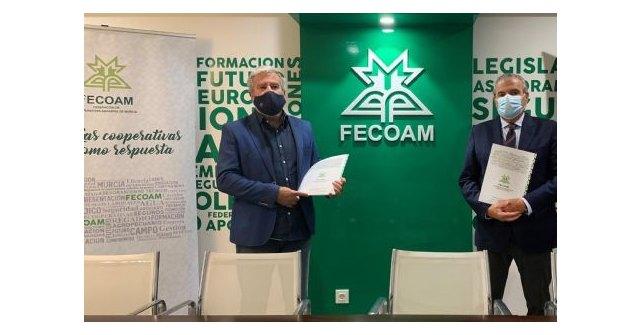 FECOAM y Aválam firman un convenio para mejorar la financiación del sector primario de la Región de Murcia - 1, Foto 1