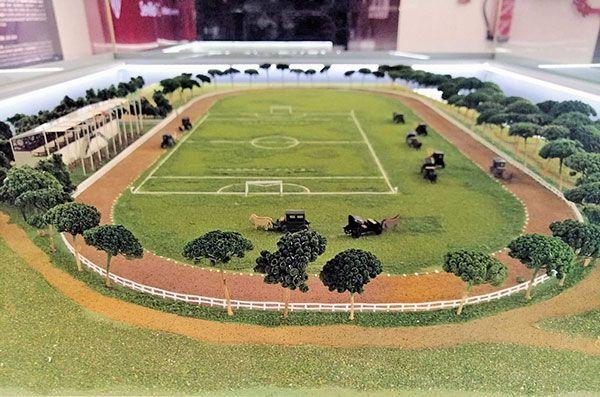 El 8 de marzo de 1890 acogió el primer partido de fútbol disputado en España - 1, Foto 1