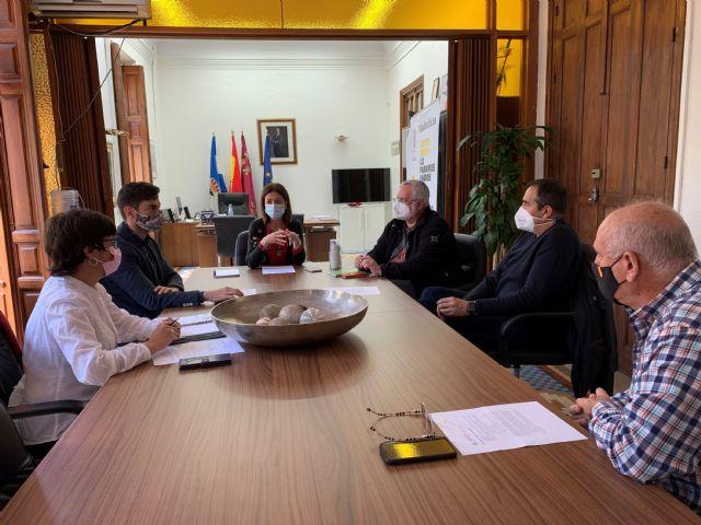 ACIA presenta a la alcaldesa los proyectos de promoción del Comercio para el resto del año - 1, Foto 1