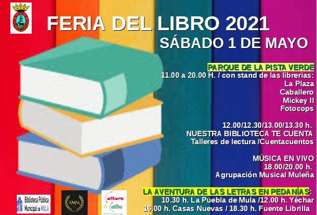 CULTURA | Feria del Libro – 1 de mayo - 1, Foto 1