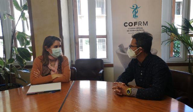 El Colegio de Farmacéuticos y D´Genes unen esfuerzos para trabajar en apoyo de las personas con enfermedades raras - 1, Foto 1