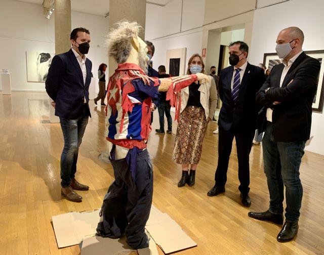 El Almudí completa sus espacios expositivos con una nueva muestra contemporánea - 1, Foto 1