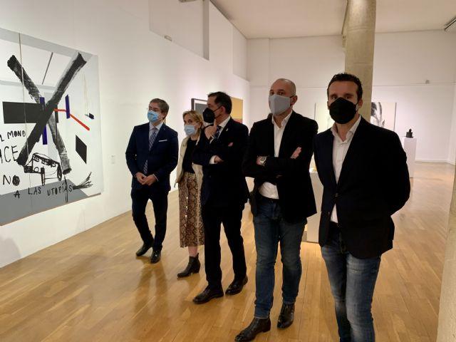 El Almudí completa sus espacios expositivos con una nueva muestra contemporánea - 2, Foto 2