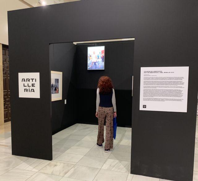 El Almudí completa sus espacios expositivos con una nueva muestra contemporánea - 3, Foto 3