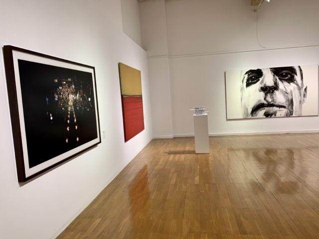 El Almudí completa sus espacios expositivos con una nueva muestra contemporánea - 4, Foto 4