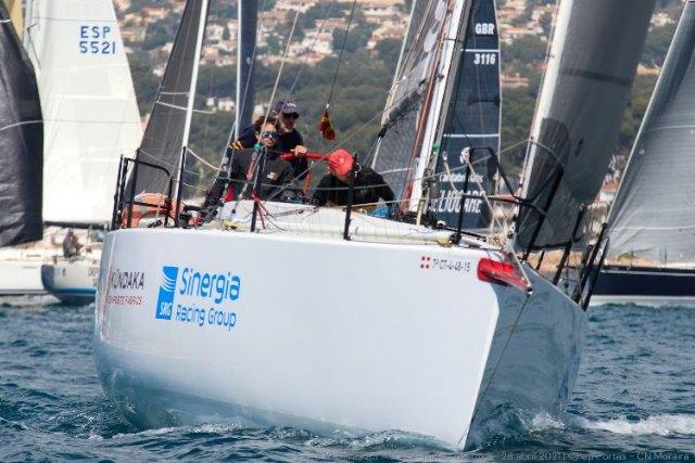 El Carmen-Elite Sails se mantiene en el grupo de cabeza de las 300 Millas A3 - 1, Foto 1