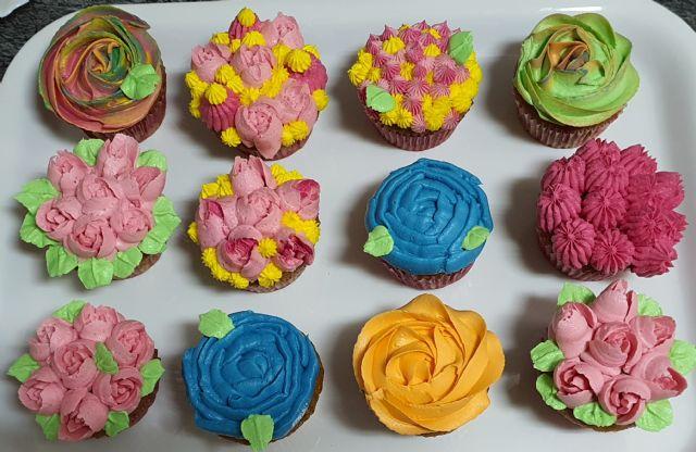 ¡Cupcakes para el Día de la Madre! - 1, Foto 1