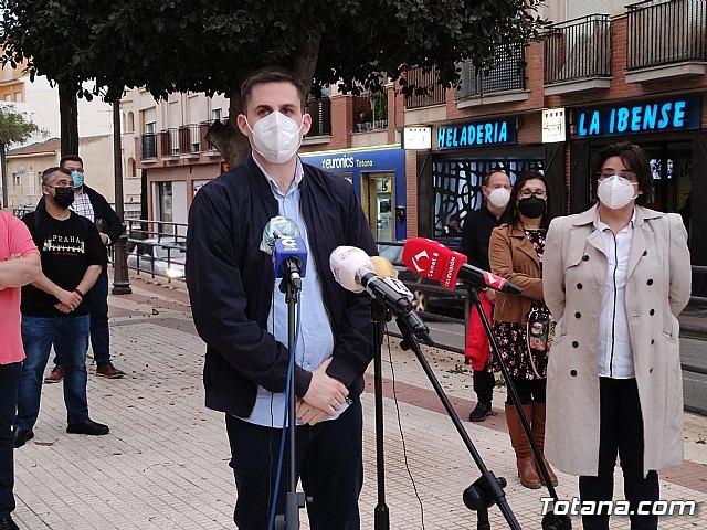 Víctor Balsas: Se abre un nuevo tiempo para volver a creer en Totana, para construir futuro - 2, Foto 2
