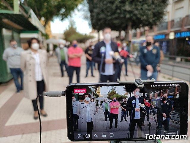 Víctor Balsas: Se abre un nuevo tiempo para volver a creer en Totana, para construir futuro - 5, Foto 5