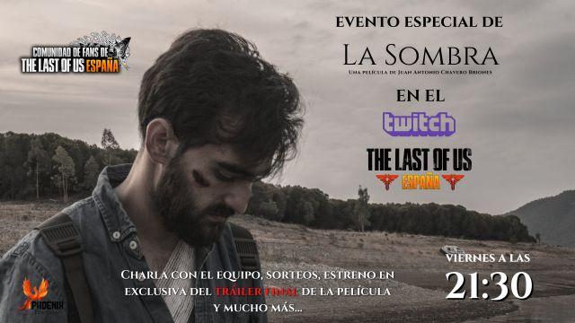 La película cordobesa La Sombra lanzará su tráiler final - 1, Foto 1