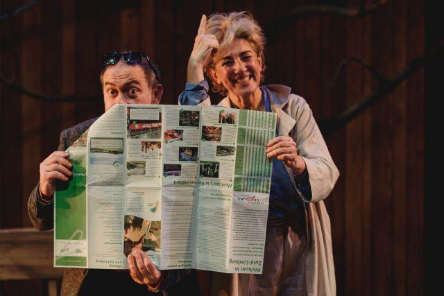 La tragicomedia EL BESO llega al Teatro Villa de Molina el viernes 30 de abril - 1, Foto 1