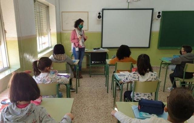 [Los alumnos de Educación Infantil retomarán la presencialidad el próximo 29 de abril y los de Educación Primaria el 6 de mayo