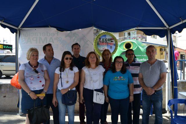 FAPA Pinatar colabora con la campaña solidaria Vidriosueño, luchando por un sueño - 2, Foto 2