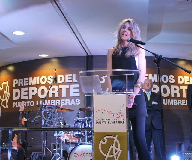 Puerto Lumbreras homenajeará a la trialtela Mabel Gallardo como Lumbrerense del año - 1, Foto 1