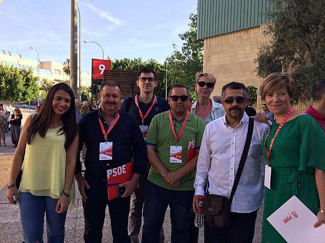 Congreso Extraordinario PSRM-PSOE