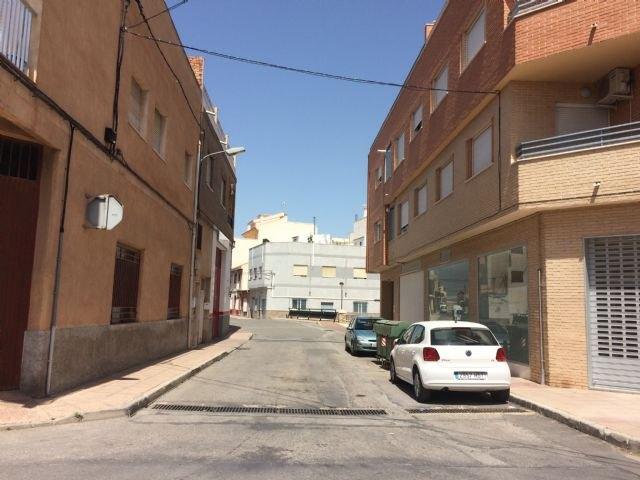 Las obras de evacuación de aguas pluviales en un tramo de la calle Teniente Pérez Redondo comienzan este martes