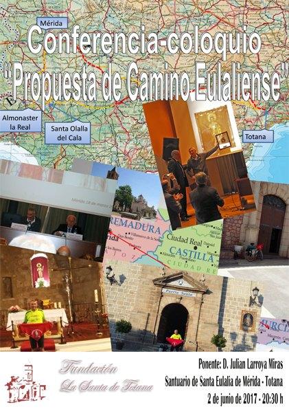 Mañana tendrá lugar la conferencia-coloquio Propuesta de un Camino Eulaliense, Foto 1