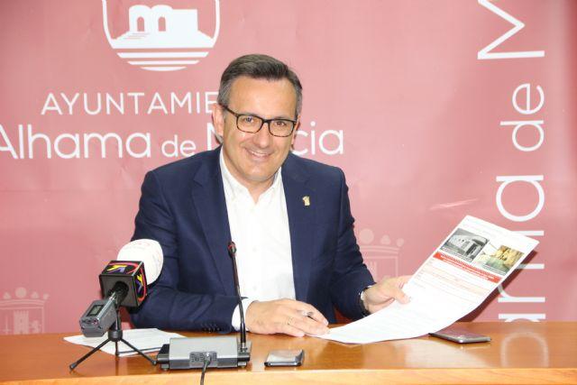 El pleno debate las fases para la construcción de un espacio termal en Alhama de Murcia, Foto 1