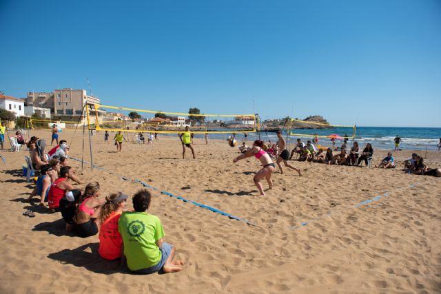 Este sábado vuelve a Bahía la liga de vóley playa (Beach Volley League) - 1, Foto 1